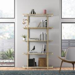 Modern 5 Shelf Etagere Bookcases Bookshelves Allmodern