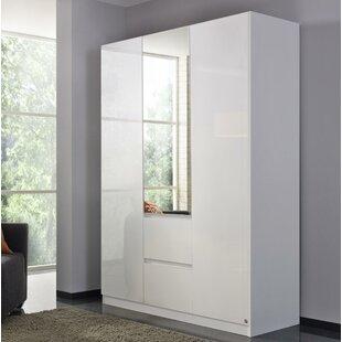 Nidda 3 Door Wardrobe By Rauch