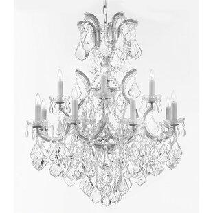Astoria Grand Royall 13-Light Chandelier