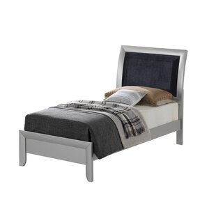 Medford Upholstered Panel Bed