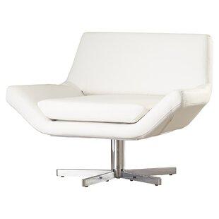 Matt Swivel Lounge Chair