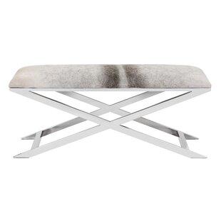 Sahara Upholstered Bench by Sunpan Modern