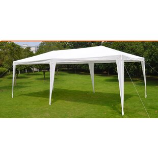 20 Ft. W x 10 Ft. D Steel Party Tent Canopy by Strong Camel