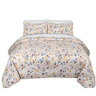 Siebert Cotton Reversible Comforter Set