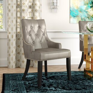 Carlyle Side Chair by Willa Arlo Interiors