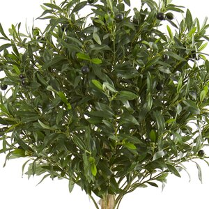 Faux Olive Tree 6 Ft