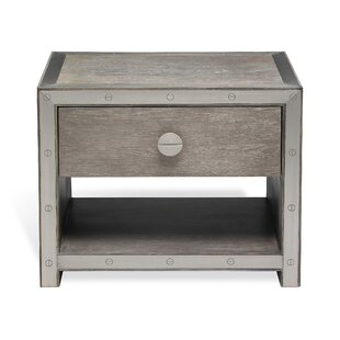 Interlude Francois Nightstand