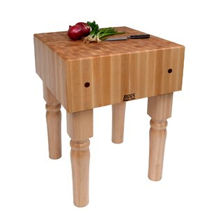 BoosBlock Butcher Block Prep Table Cool