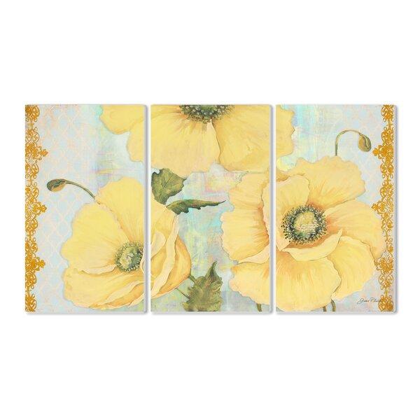 Yellow Poppy | Wayfair