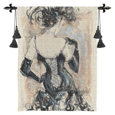 Fashion My Fair Lady II Tapestry Fine Art Tapestries