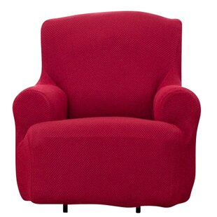 T-cushion Armchair Slipcover by Red Barrel Studio