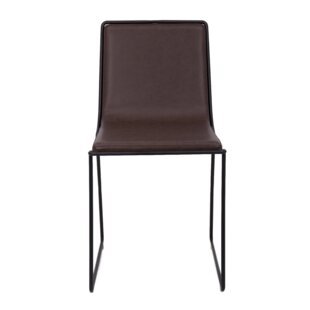 Noelani Upholstered Dining Chair by Wrought Studio Sale