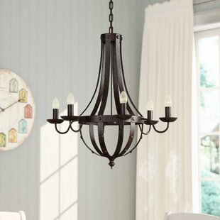 Coupon Foulds 6-Light Empire Chandelier By Birch Lane™ Heritage