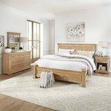 Millsap Standard 4 Piece Bedroom Set by Rosalind Wheeler