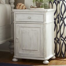Dogwood 1 Drawer Nightstand by Paula Deen Home