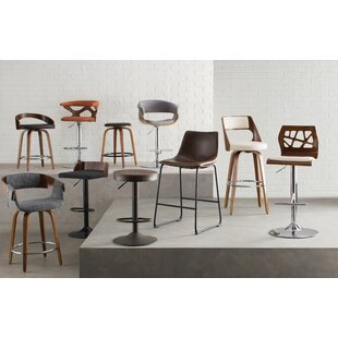 Harvey Bar & Counter Stool (Set of 2)