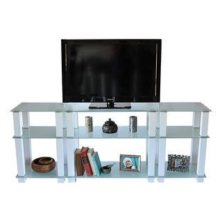 Aguilar TV Stand for TVs up to 85 inches by Zipcode Design SKU:DB431779 Guide