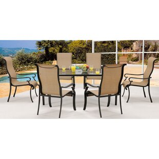 Sweeten 7 Piece Dining Set by Brayden Studio #2