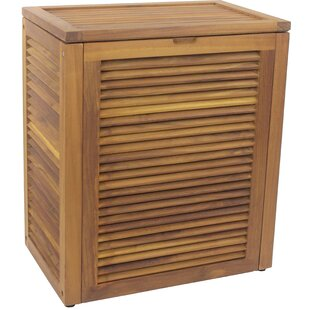 Searching for Contemporary Cabinet Laundry Hamper By Aqua Teak