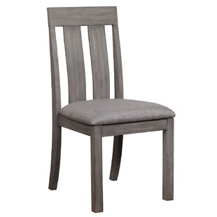 Dowell Upholstered Dining Chair (Set of 2) by Millwood Pines