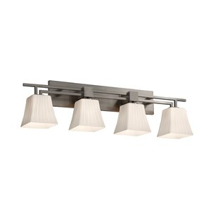 Brayden Studio Francesco 4-Light Vanity Light