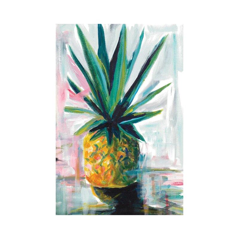 Pineapple - Pineapple Wall Decorations - Fruit Wall Art