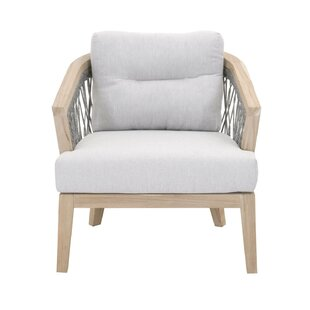 Arocho Club Chair by Bungalow Rose