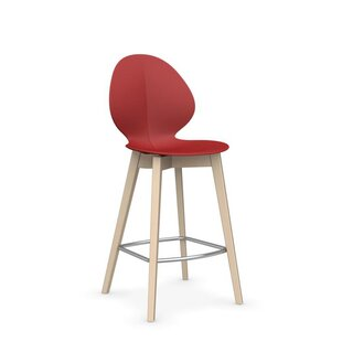 Basil W - Stool by Calligaris