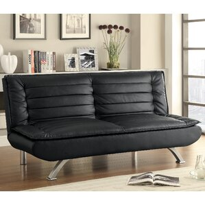 Jorge Convertible Sofa by Wade Logan