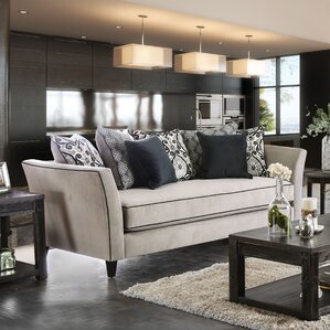 Meyer Contemporary Sofa by Darby Home Co