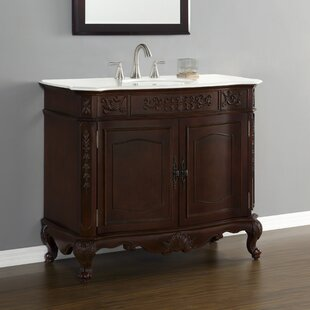 Compare prices Rutherford 43 Single Vanity Set By Mission Hills