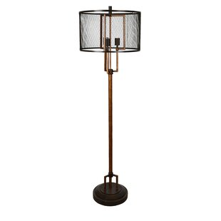 17 Stories Glenam 62'' Floor Lamp