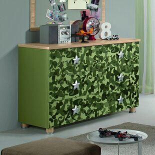 Deanne Kids 6 Drawer Dresser by Zoomie Kids