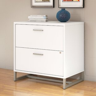 Method 2 Drawer Lateral Filing Cabinet by Kathy Ireland Office Bush Herry Up