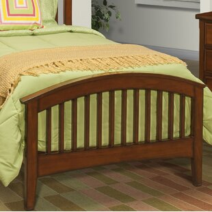 Price comparison Scaggs Slat Footboard by Harriet Bee Reviews (2019) & Buyer's Guide