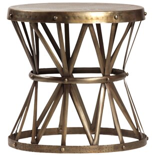 Lionel End Table by Tipton & Tate