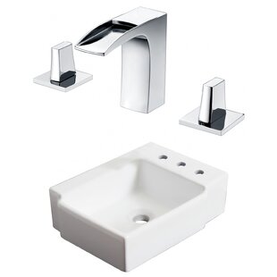 Searching for Ceramic 16.25 Bathroom Sink with Faucet By Royal Purple Bath Kitchen