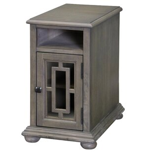 Red Barrel Studio Hettick 1 Door Accent Cabinet