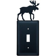 Moose Plates Wayfair