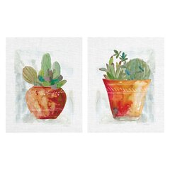 2 Piece Cactus Wall Art You Ll Love In 2021 Wayfair