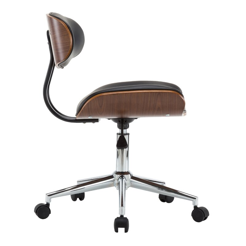 Bloomfield Adjustable Office Low Back Drafting Chair