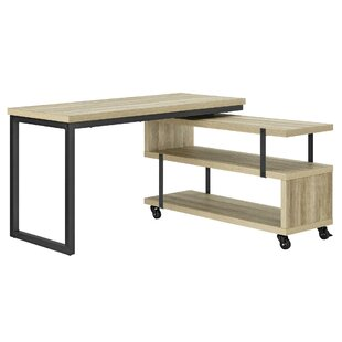 Brayden Studio Nordin L-Shaped Desk