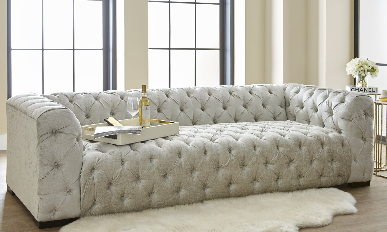 Home by Sean & Catherine Lowe Kensington Chesterfield Sofa & Reviews ...