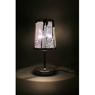 Purchase Orourke City Looks Cutout 12 Table Lamp By Ebern Designs