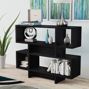 Devault Geometric Bookcase by Ebern Designs