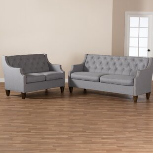 Chen 2 Piece Living Room Set b..
