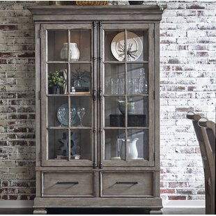 Taum Lighted China Cabinet