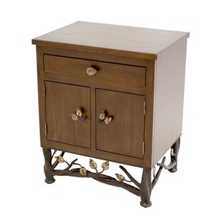 Royse End Table with Storage