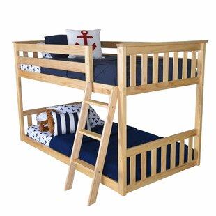 Fairgrove Twin Low Loft Bed by Harriet Bee