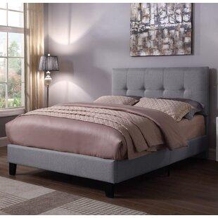 Albrecht Upholstered Bed Frame By Brayden Studio